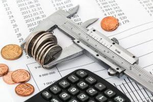 Money in callipers federal budget