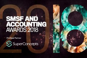 SMSF and accounting awards 2018