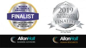 Allan Hall Award Nominees
