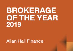 Brokerage Of The Year 2019 Award Logo
