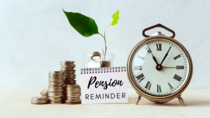 Pension Payment Withdraw Reminder