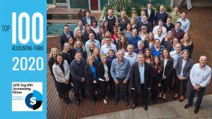 Allan Hall Business Advisors AFR Top 100 Accountants