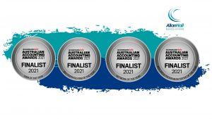 Australian Accounting Awards finalists