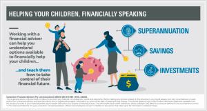 Helping your children financially