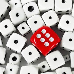 dice rolls six 6